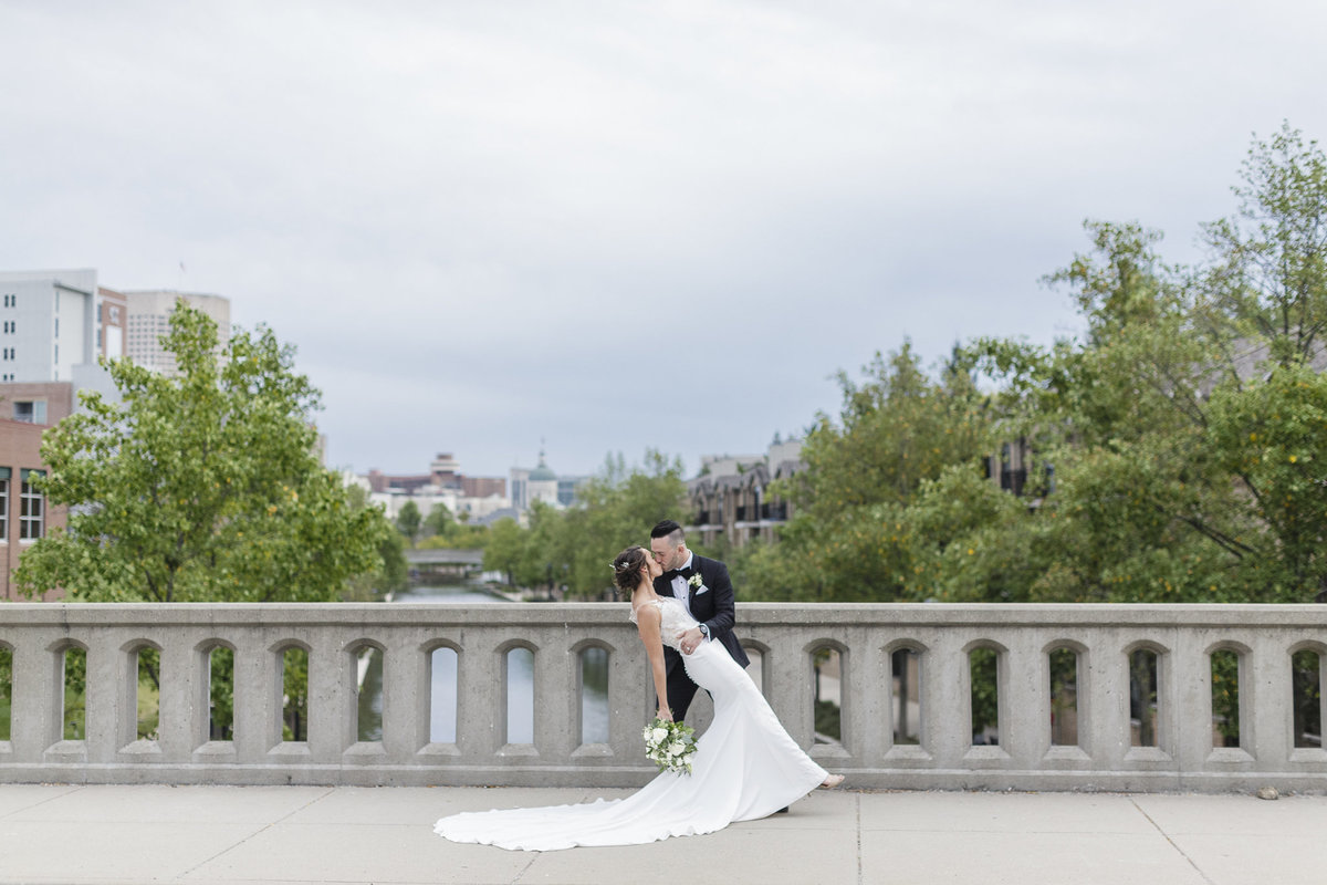 Canal 337 Indianapolis Wedding | -0058