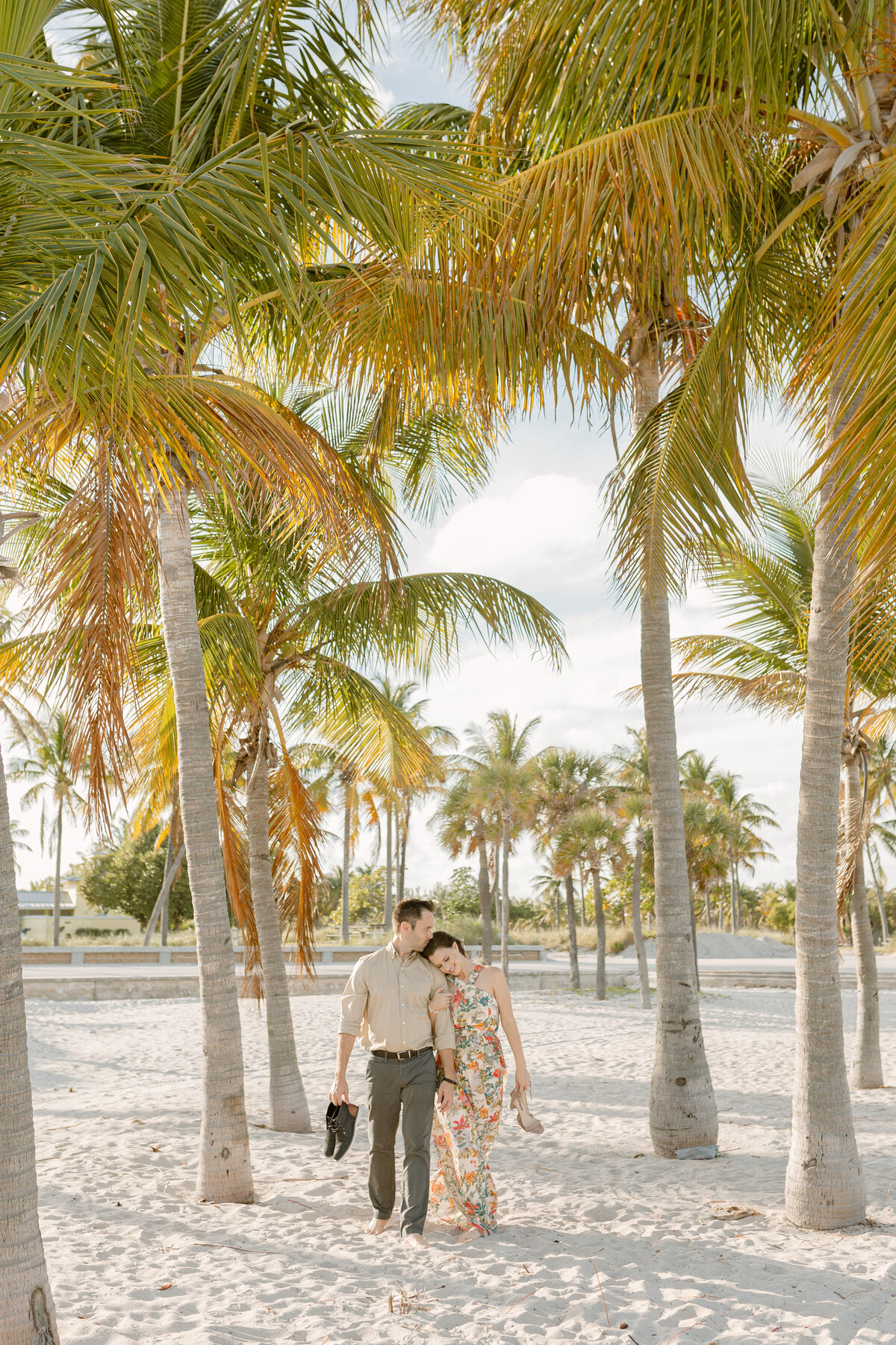 Fairchild Tropical Gardens Engagement Photography Session 8