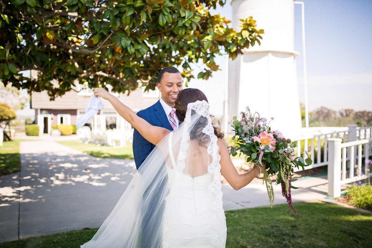 Orange-County-Wedding-Photographer-Los-Angeles-Wedding-Photography-bride-groom-first-look smiles
