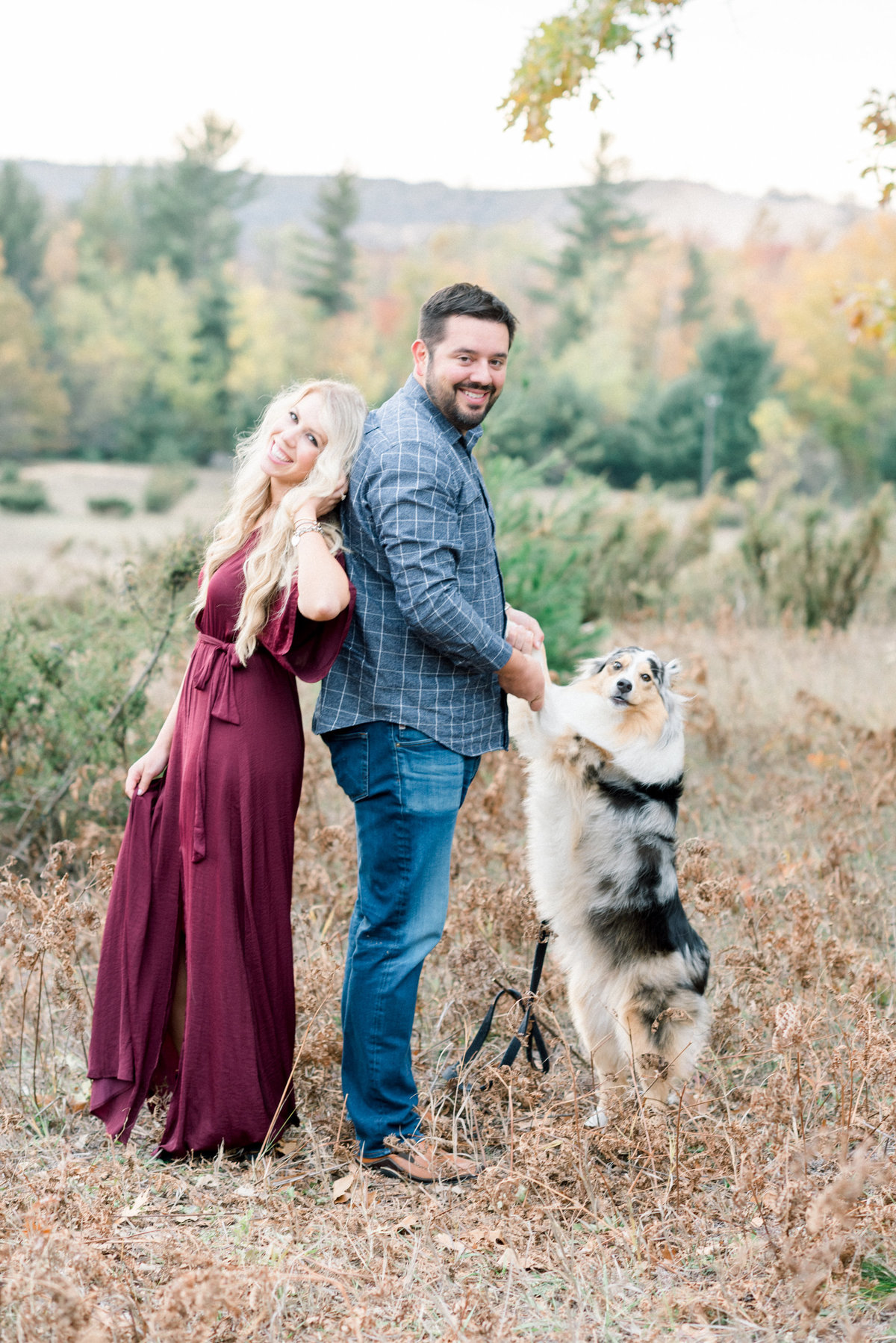traverse city michigan engagement photographer