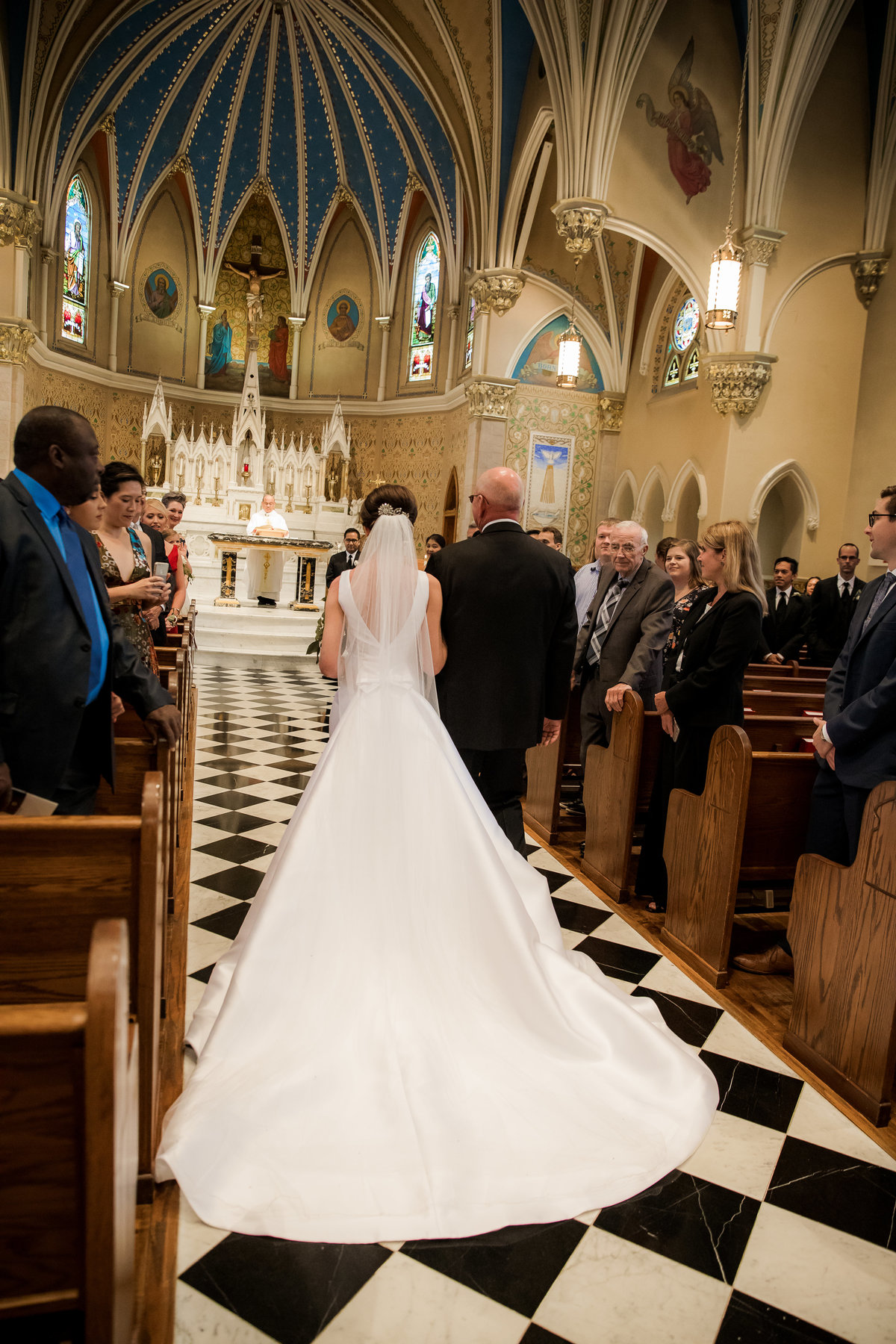 Virginia Bride - Virginia Weddings - Virginia Wedding Photographer - Virginia Wedding Photographers - Soutehrn Bride - Church Wedding - Catholic Wedding - Classic Bride - Nashville Wedding Photographer - Nashville Wedding Photographers010