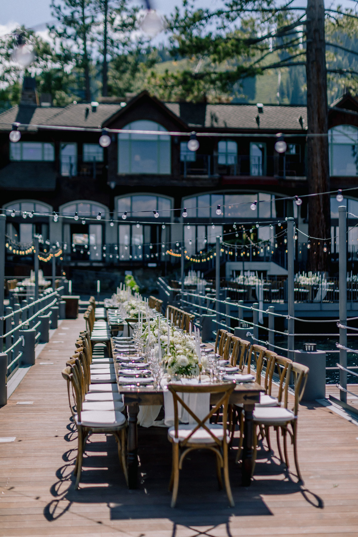 Sikora Events West Shore Cafe Wedding Lake Tahoe Wedding Lake Tahoe Wedding Planner
