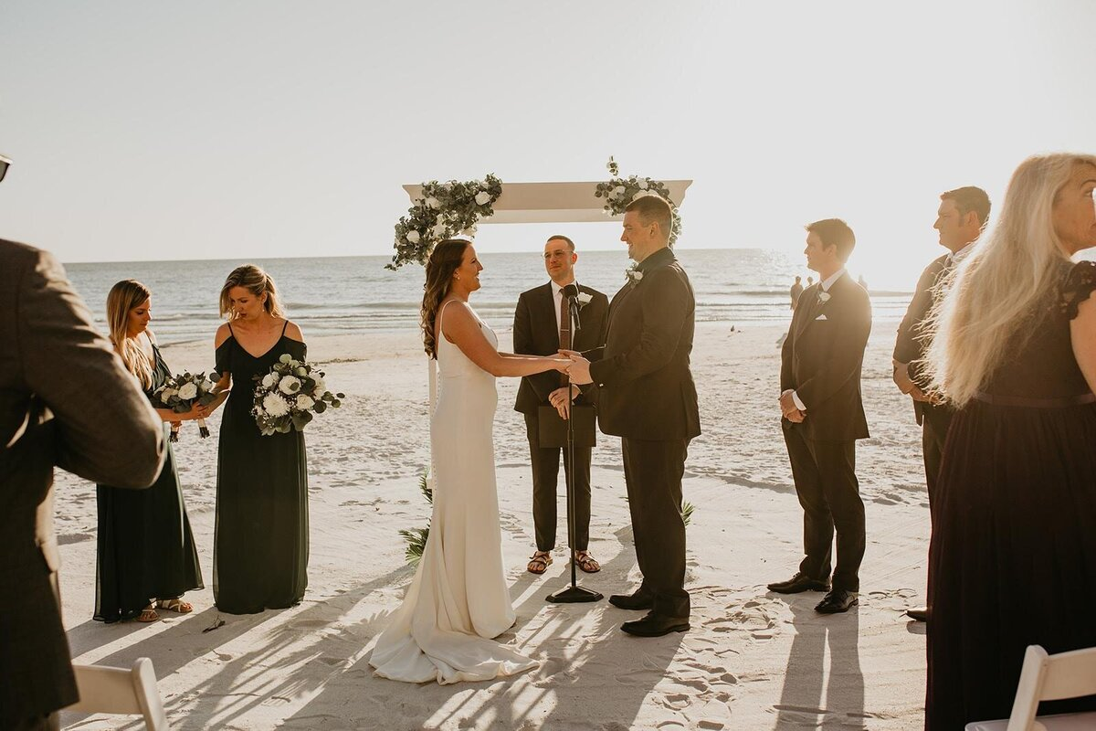 Double Tree North Redington Beach Florida-Wedding-Brittany and Bruce347