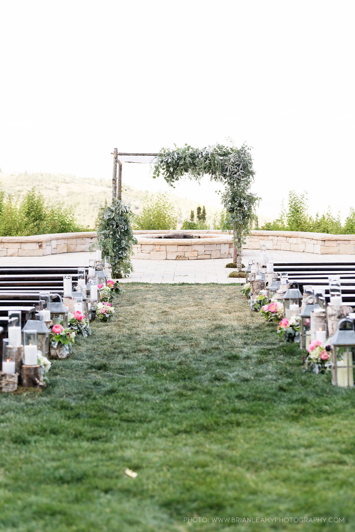 Utah Florist_Fall Weddings in Park City_Romantic Wedding_Luxe Mountain Weddings_Montage Deer Valley Weddings_Artisan Bloom-349