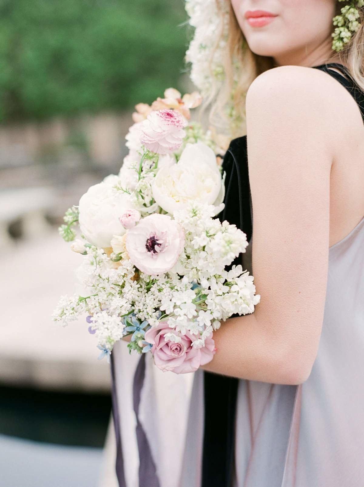 Northern-Michigan-Florist-Spring-Bridal-Bouquet