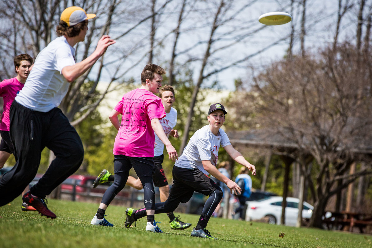 Hall-Potvin Photography Vermont Ultimate Frisbee Sports Photographer-18