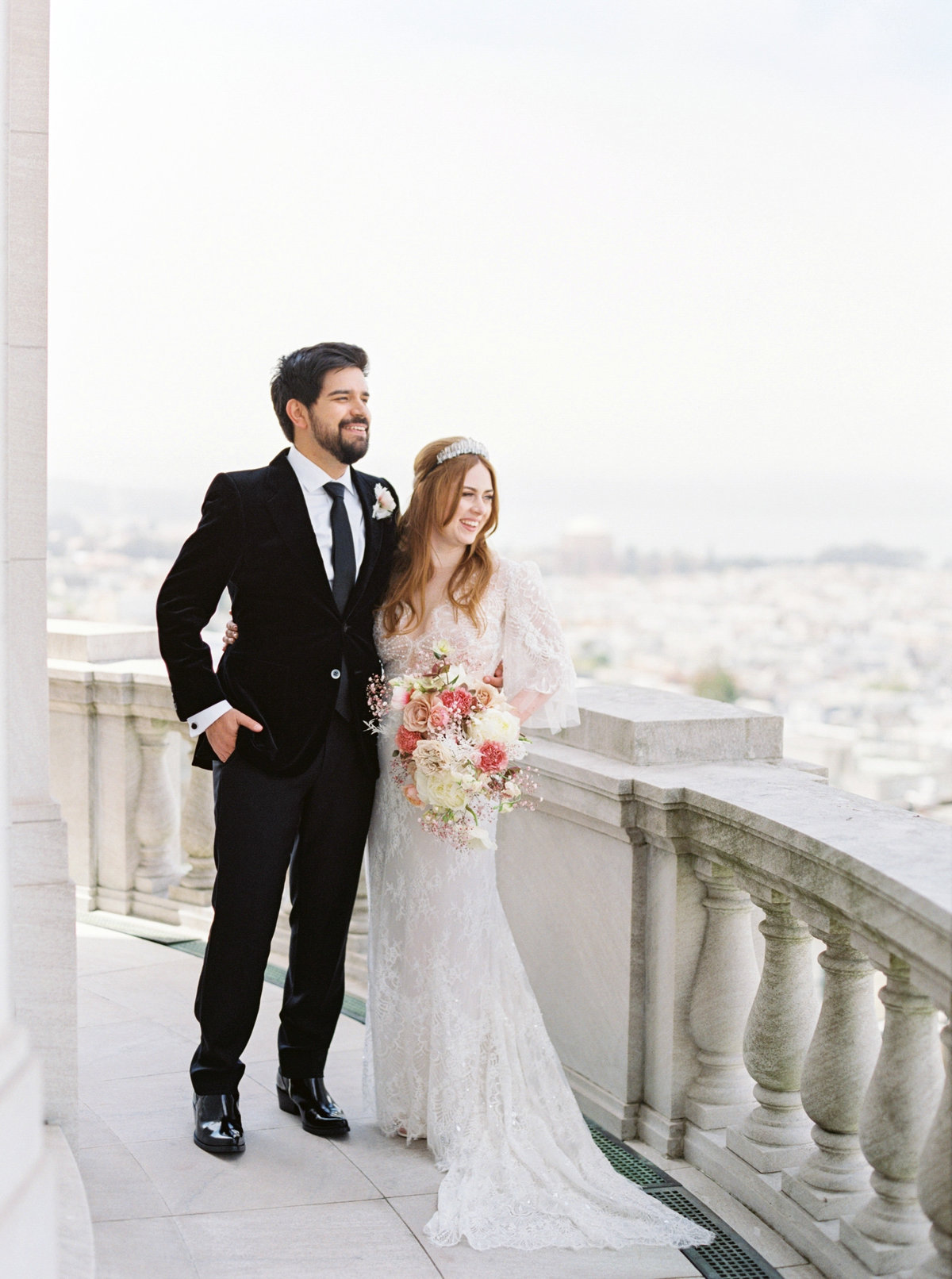 Jessica + Jesse Flood Mansion San Francisco Wedding Sneak Peeks | Cassie Valente Photography 0014