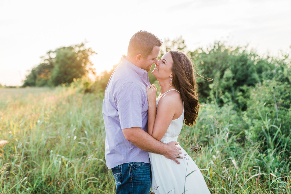 Montgomery Texas Engagement Photos Colorado Mountain Wedding Photographer | Monica Evans Photography