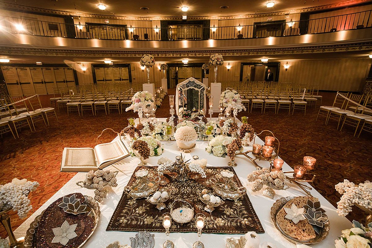 persian-wedding-stage