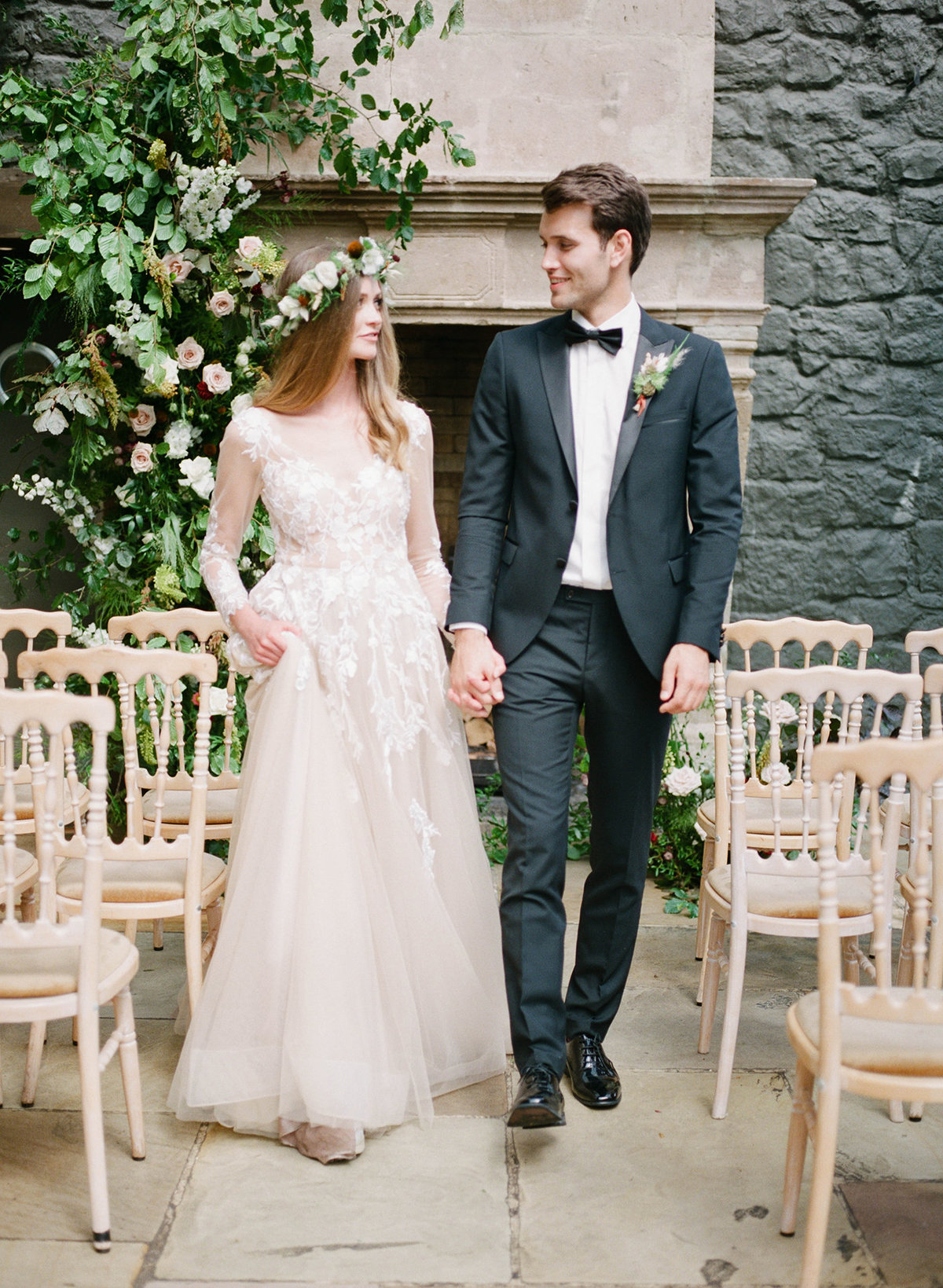 Destination Wedding Photographer - Ireland Editorial - Cliff at Lyons Kildare Ireland - Sarah Sunstrom Photography - 34