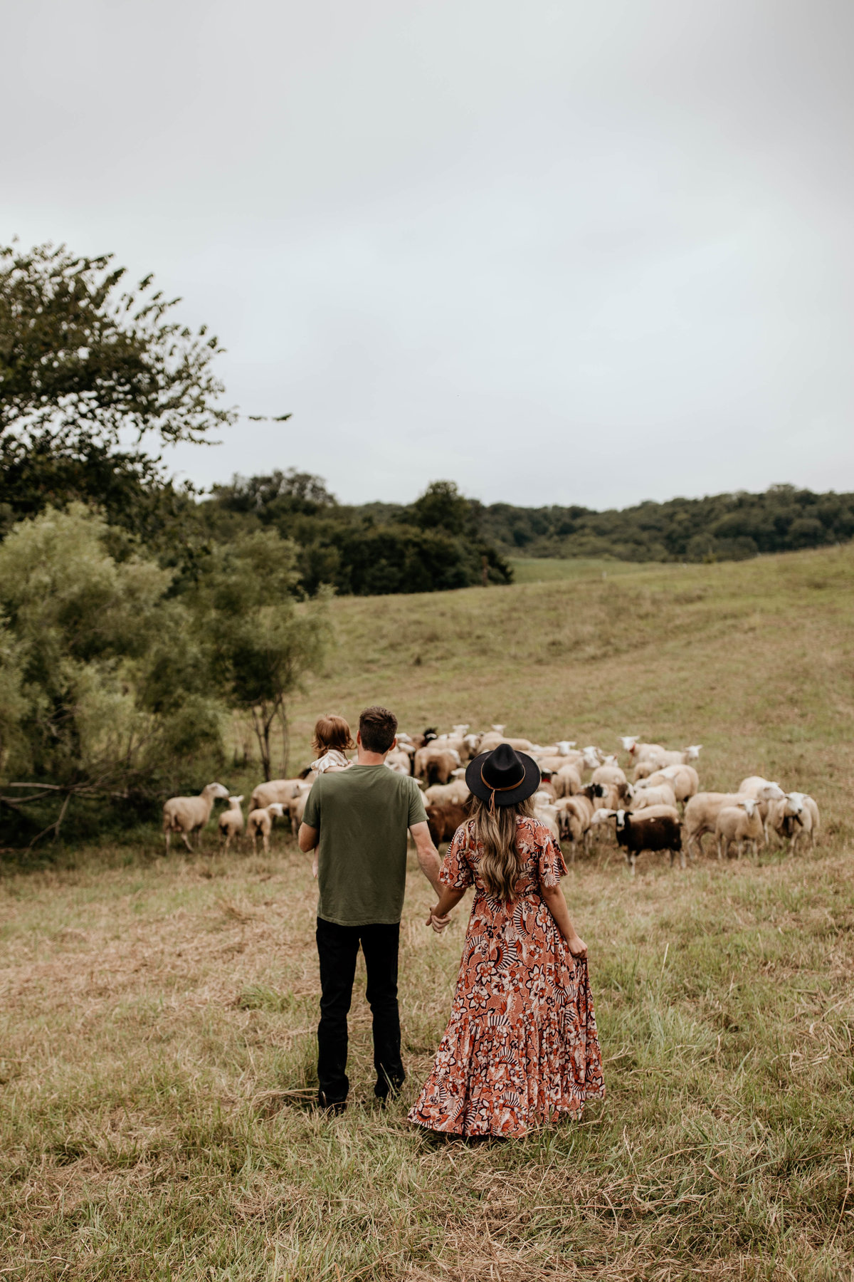 Andrea Corwin Photography Family Photographer Wichita Photographer Kansas - Sheep Farm (1 of 41)