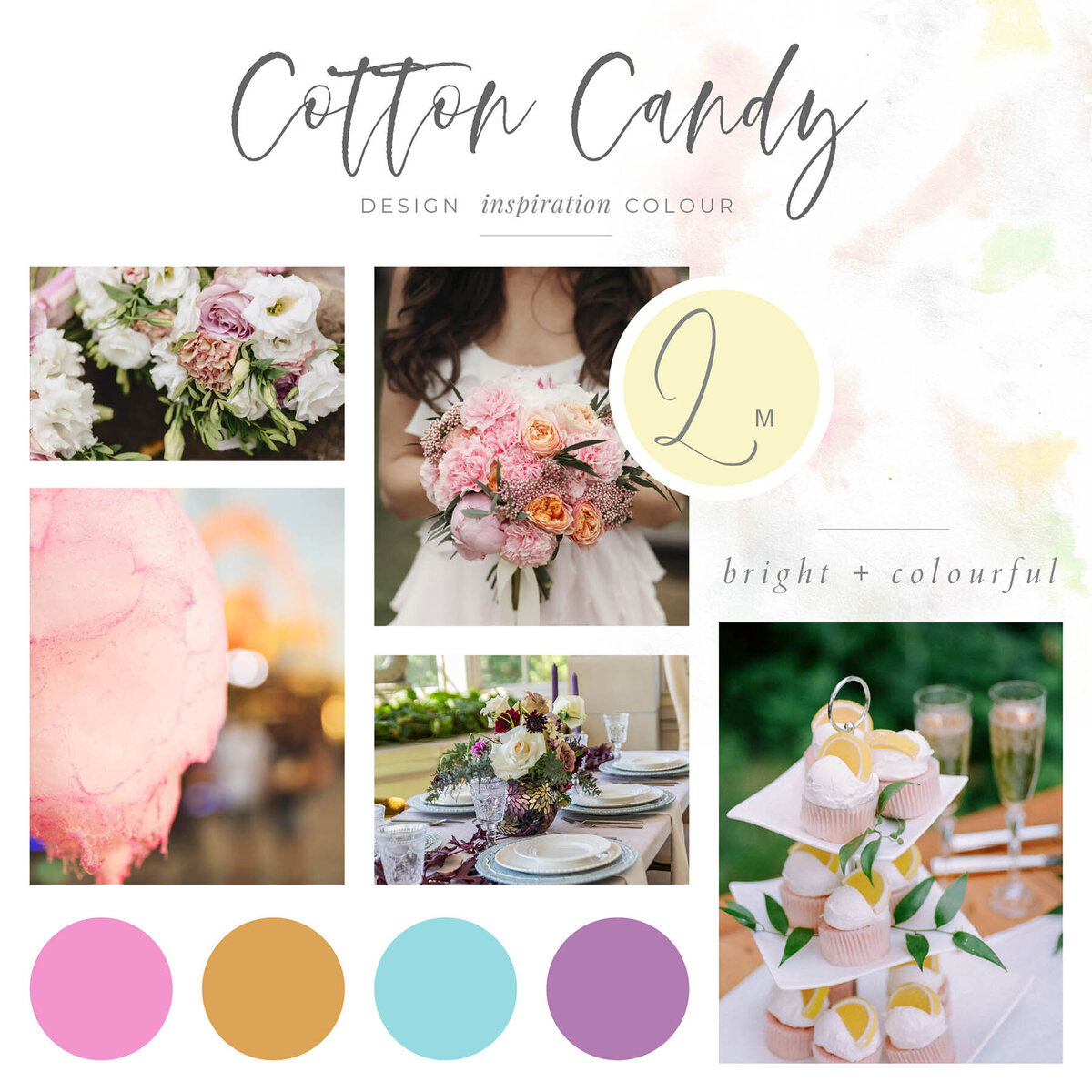 Moodboard_Cotton Candy