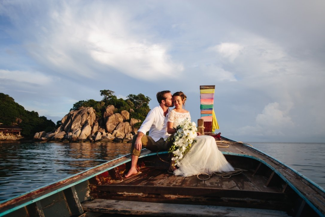 Koh Tao Wedding Thailand  | Forever Lovestruck | N&J_23