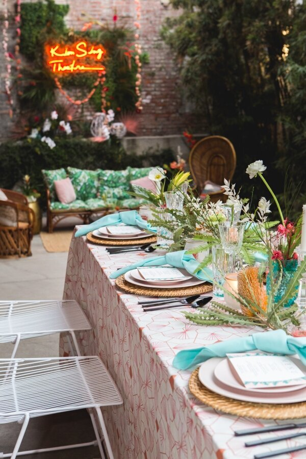 Bright_Tropical_Wedding_Reception_Los_Angeles