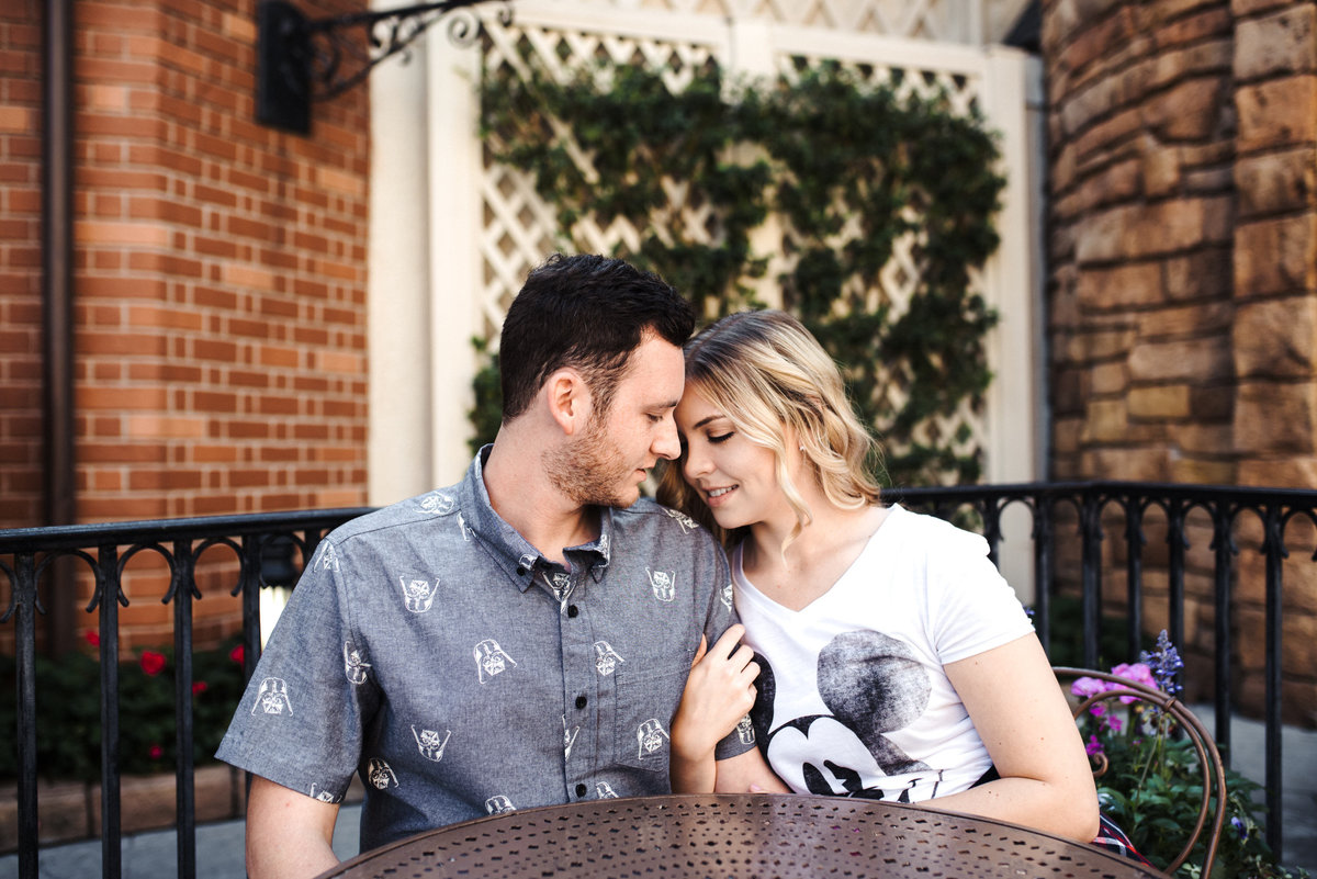 Ally & Brett's Disney Engagement Session (80 of 243)