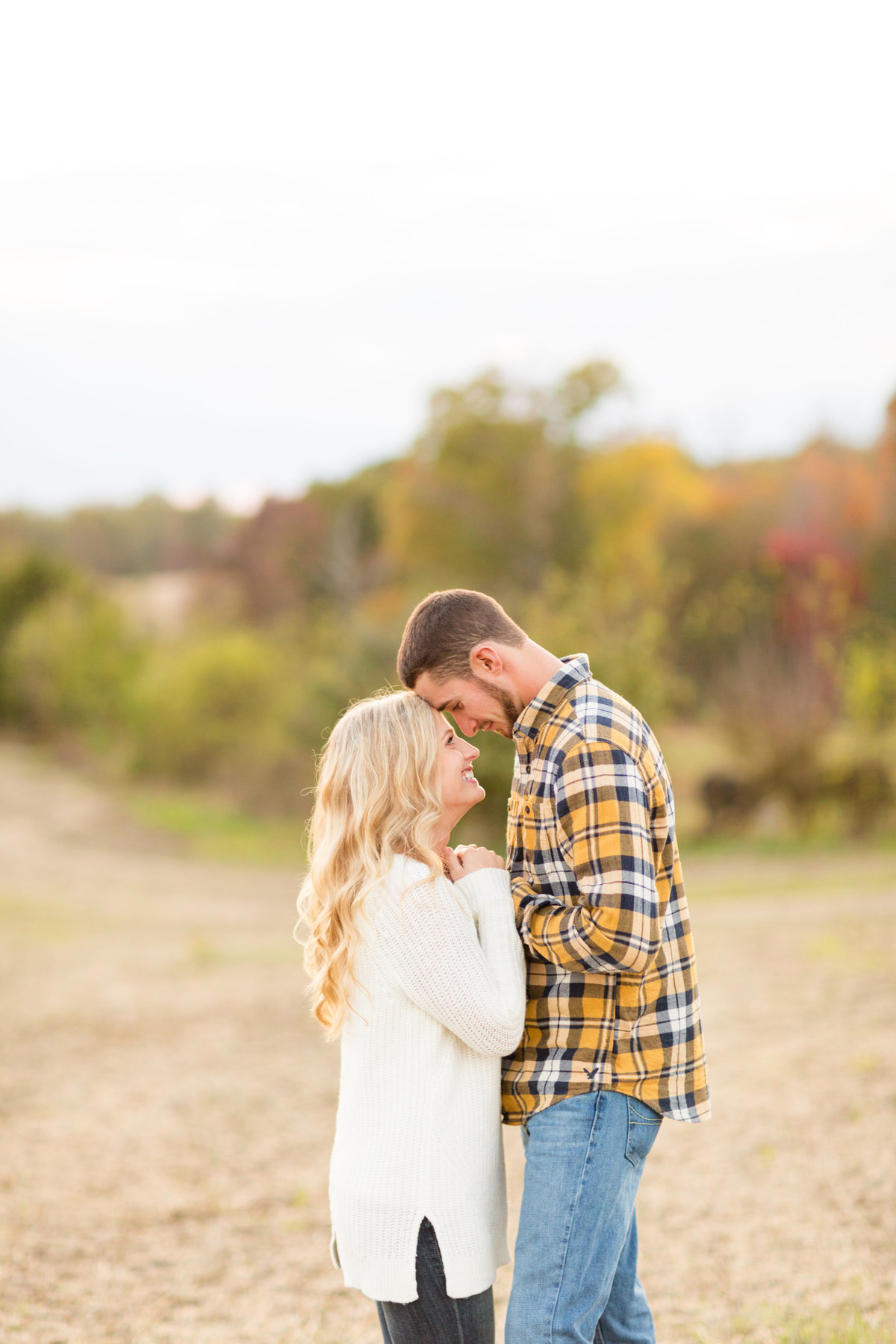 Stafford, Virginia engagement photography by Marie Hamilton Photography