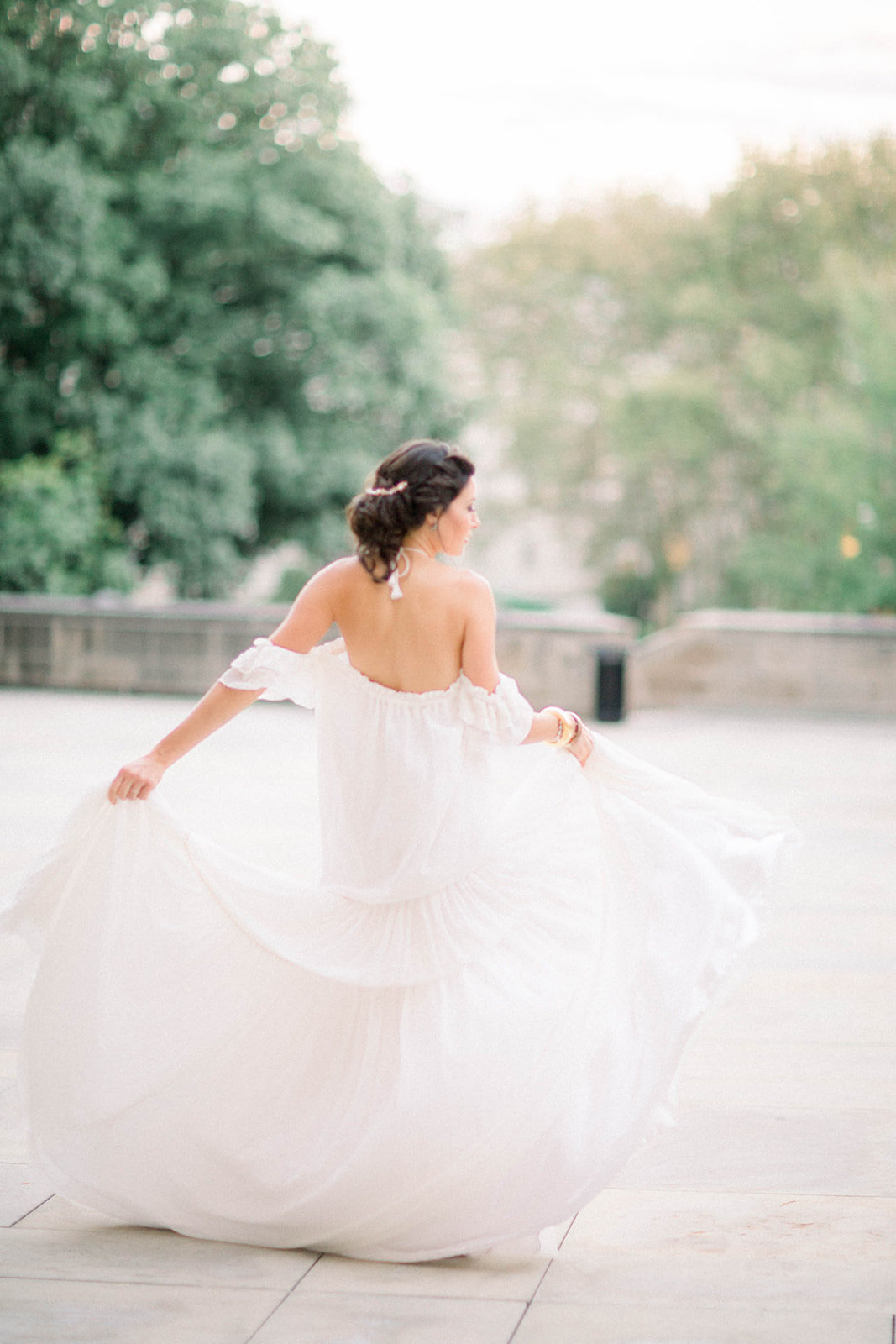 Feminine Fall Wedding 13