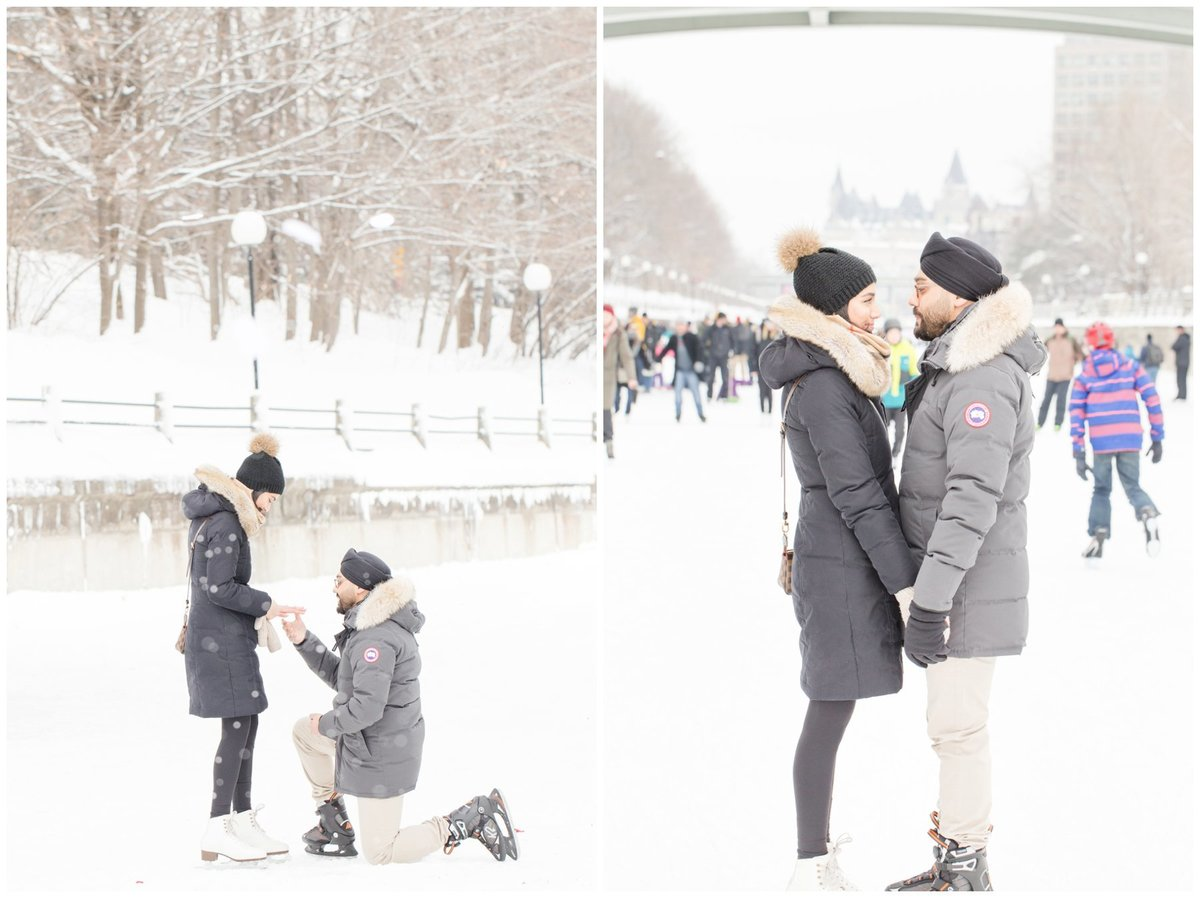 Light-and-Airy-Ottawa-Wedding-Photographer-Winter-Rideau-Canal-Proposal