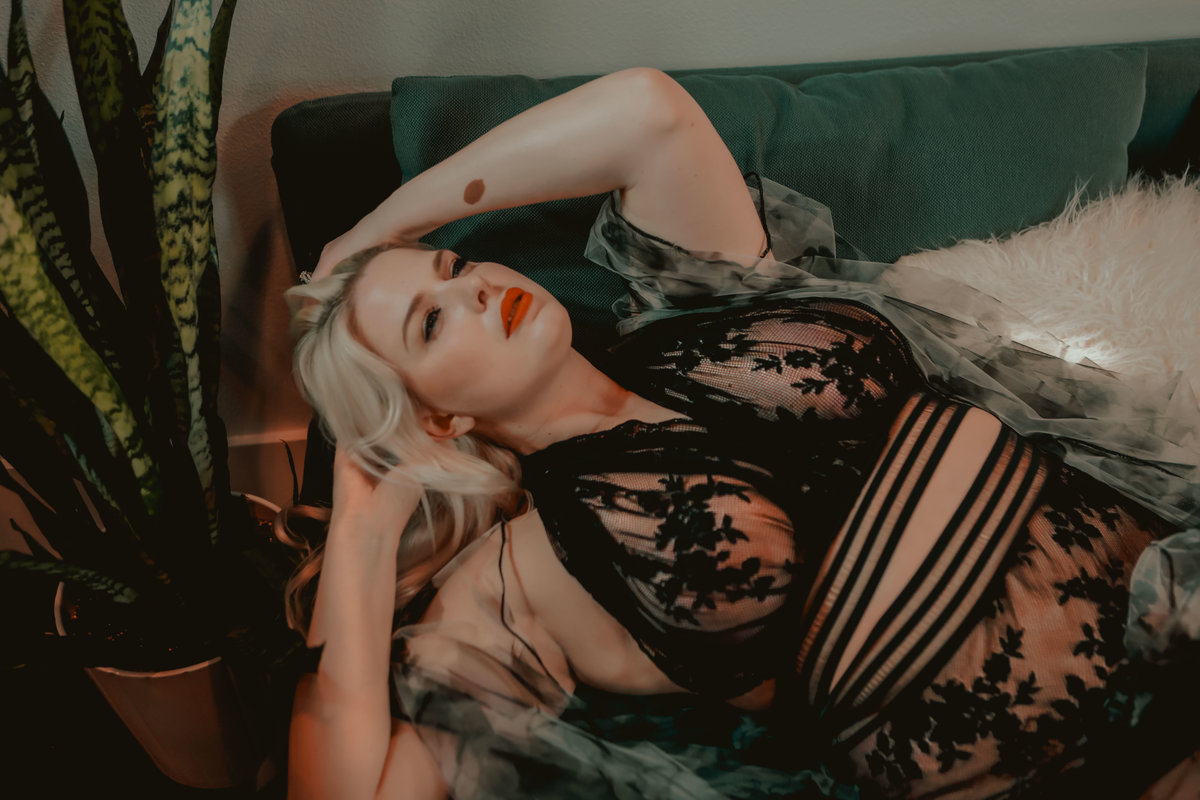 boudoir photography in portland