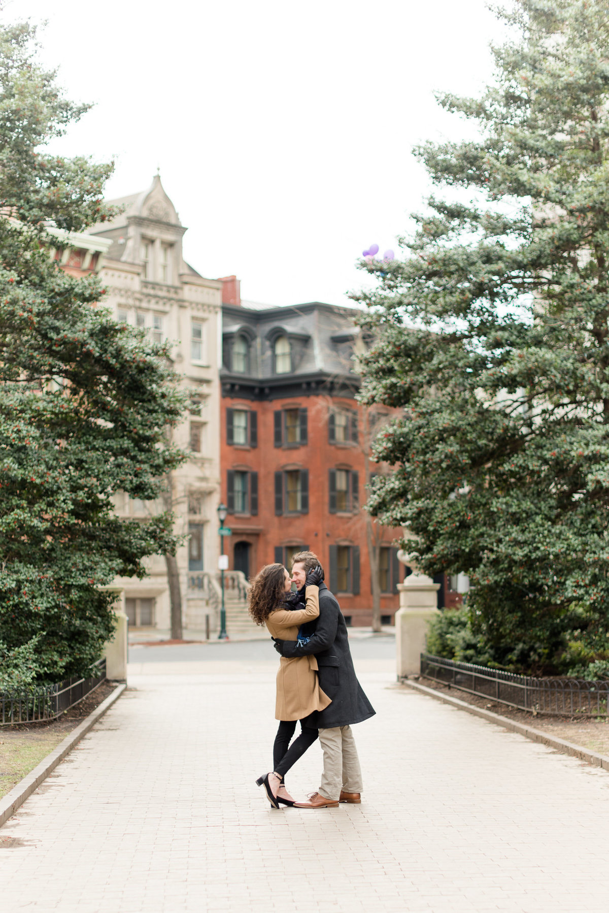 Christina + Ben Philadelphia Engagement-25