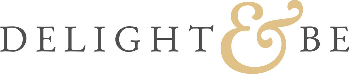Delight & Be . Main Logo . RGB