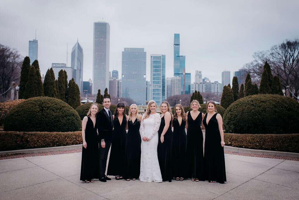 Theater on the Lake Chicago Wedding Planner - 5