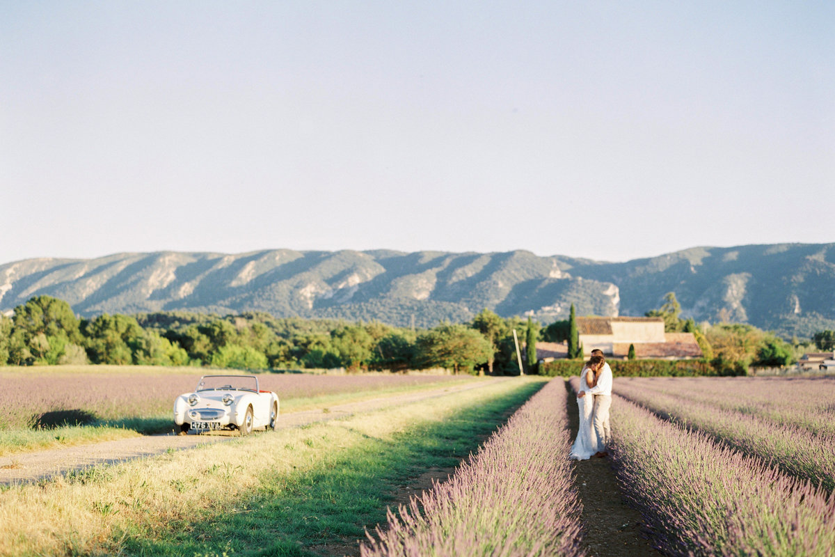 lavender fields wedding france 0043