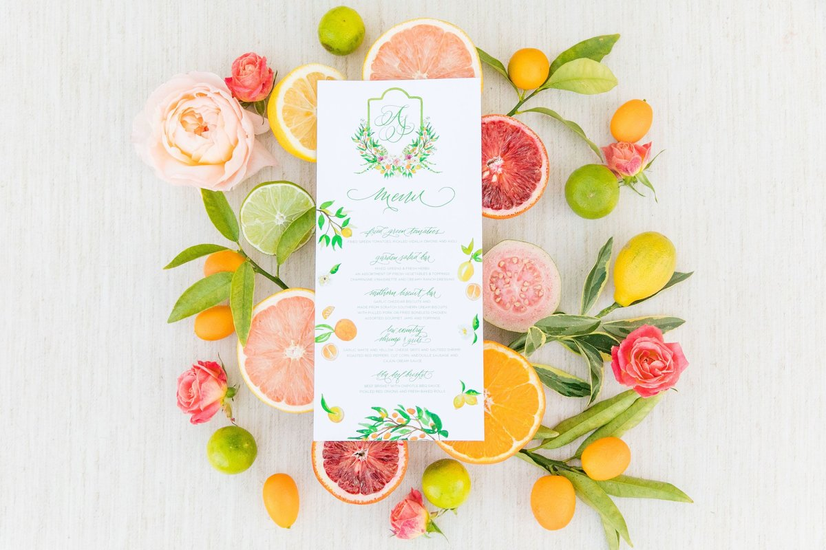 Tybee Island Wedding Planner Tara Skinner Occasions Magazine Citrus Editorial (26)