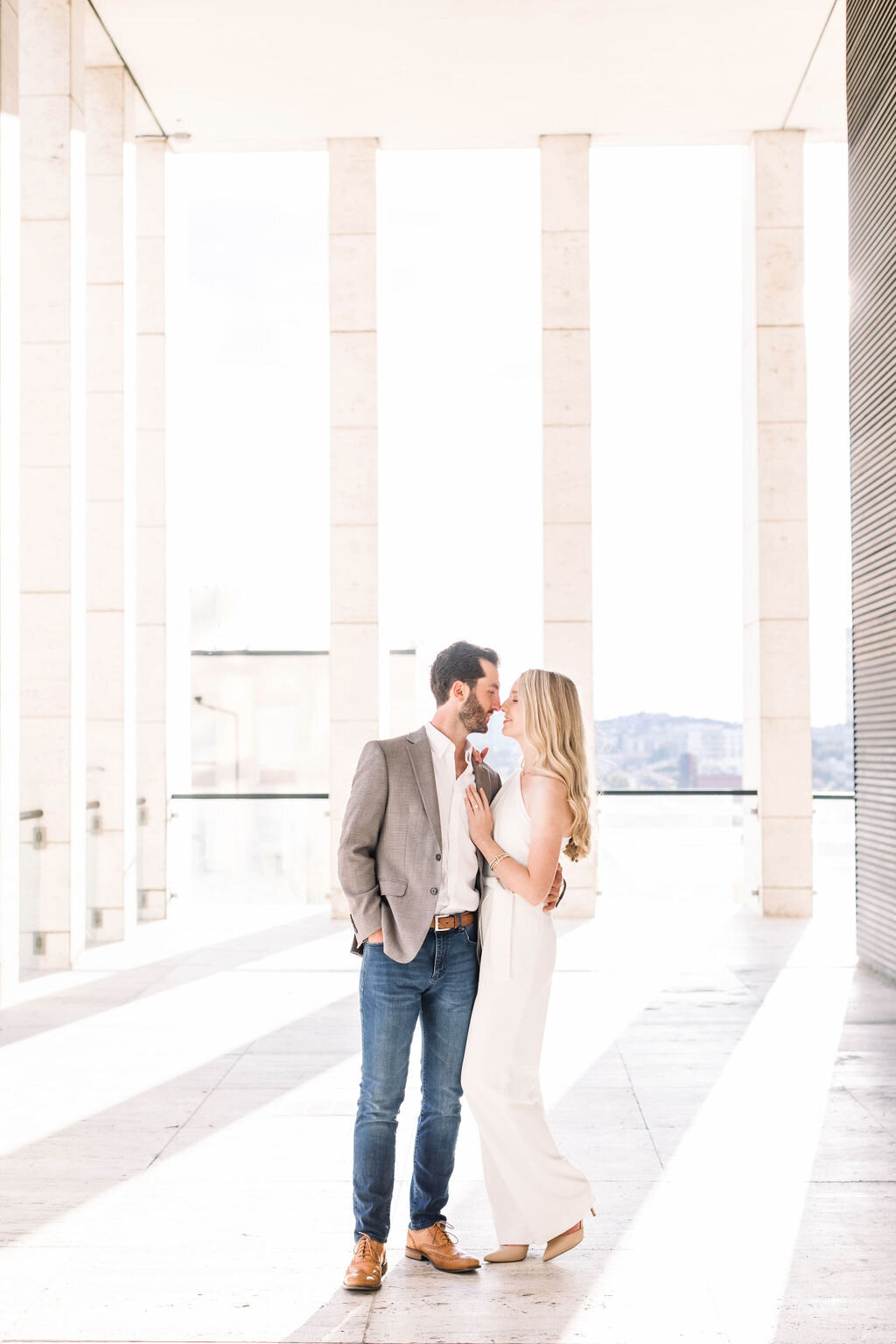 Fine Art Engagement Photography by Paige Michelle Photography