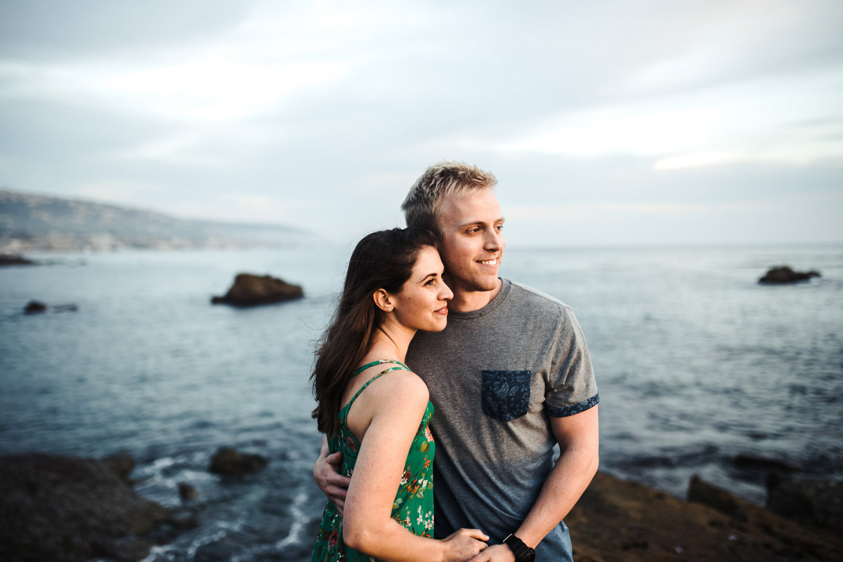 Laguna Beach Engagement Session - 063