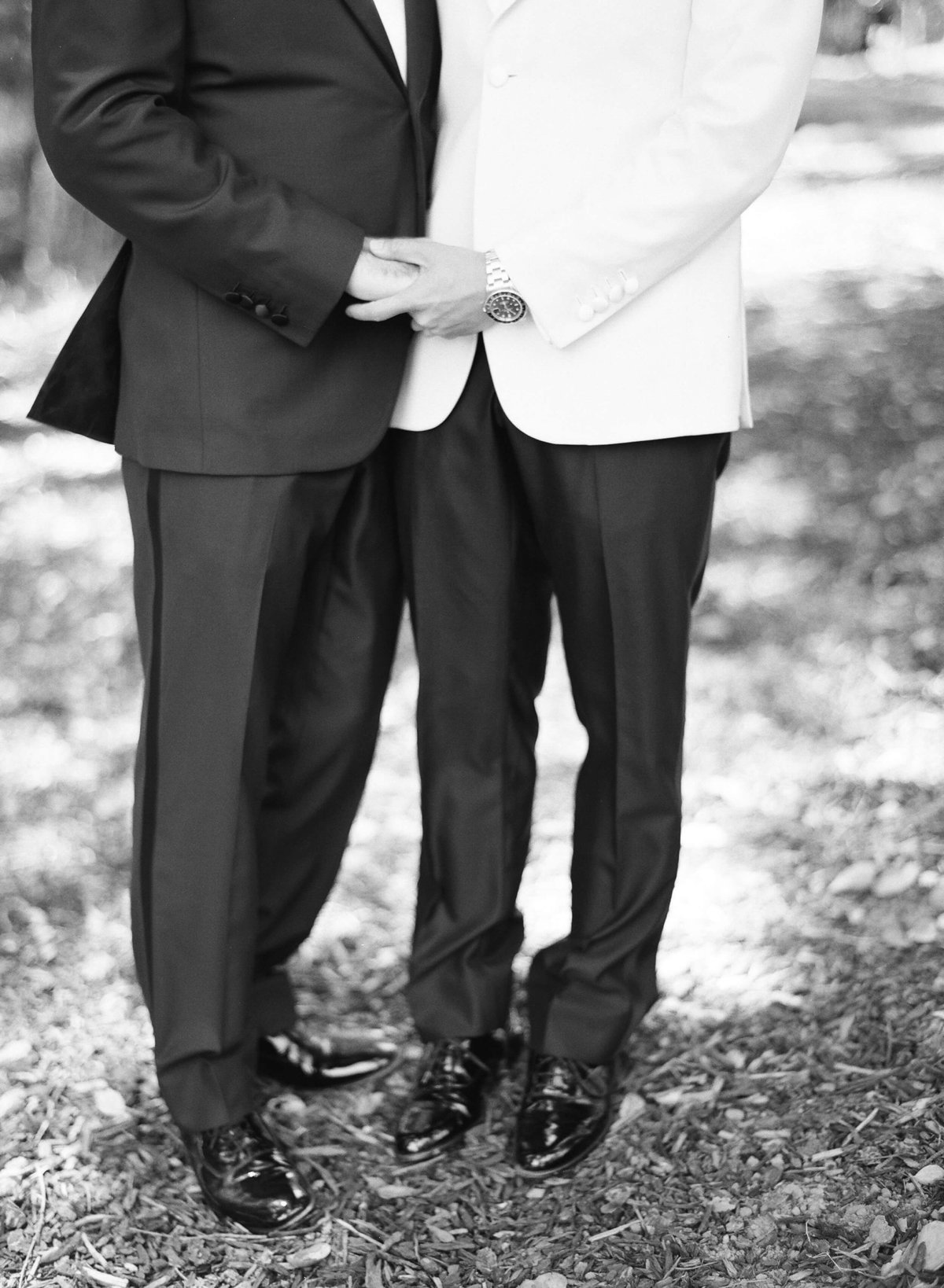 24-KTMerry-wedding-photography-samesex-portrait-blackandwhite