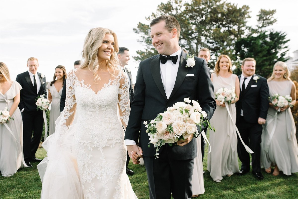 weekend wedding for a Cape Cod Wedding by luxury Cape Cod wedding planner and designer Always Yours Events