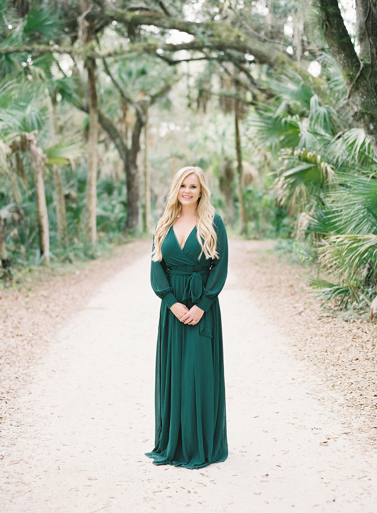 Napl-Florida-Engagement-film-photogrpaher-koreshan-state-park-2