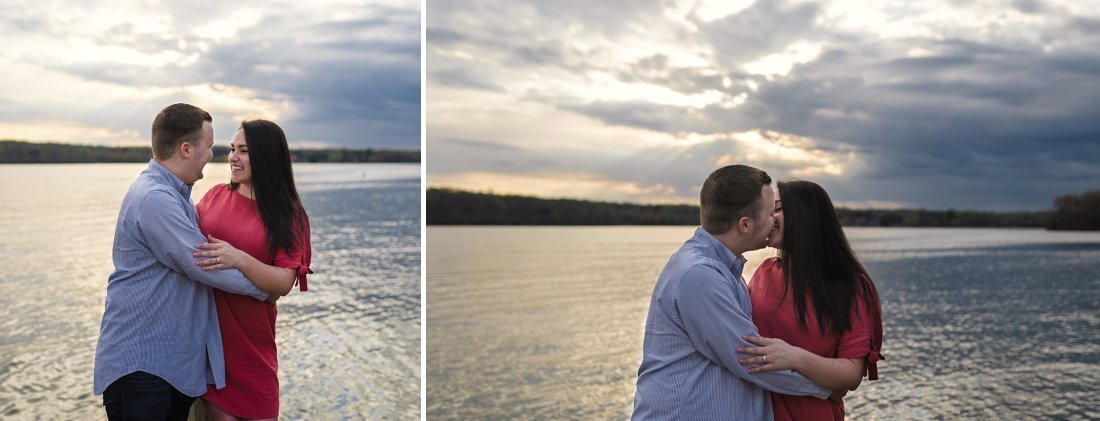 Lake Anna Engagement Session Melissa Sheridan Photography_0003