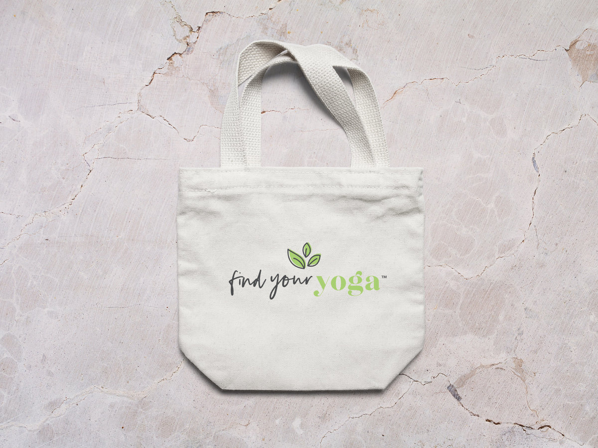 Find Your Yoga-Tote