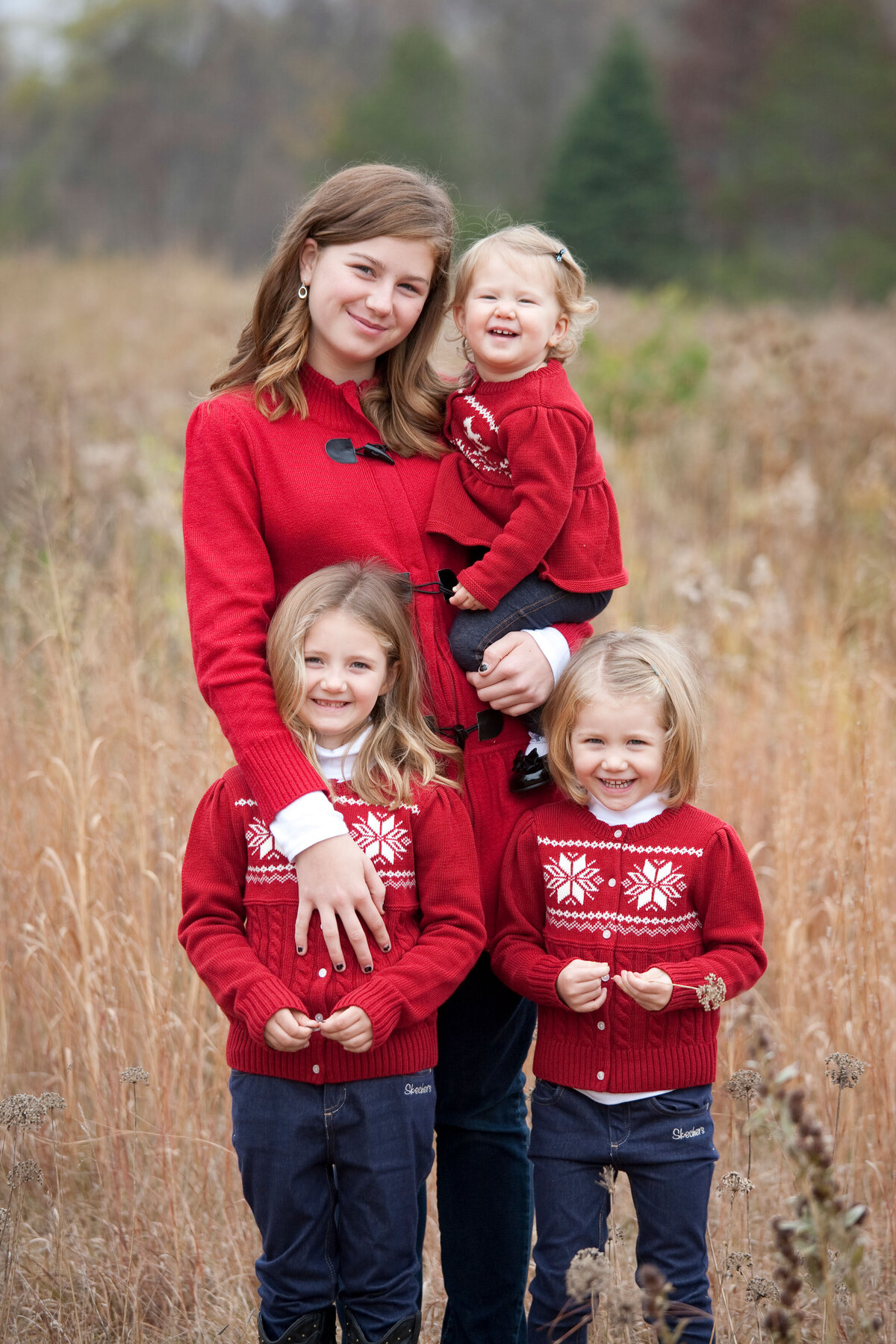 Lakeville photographer family portraits