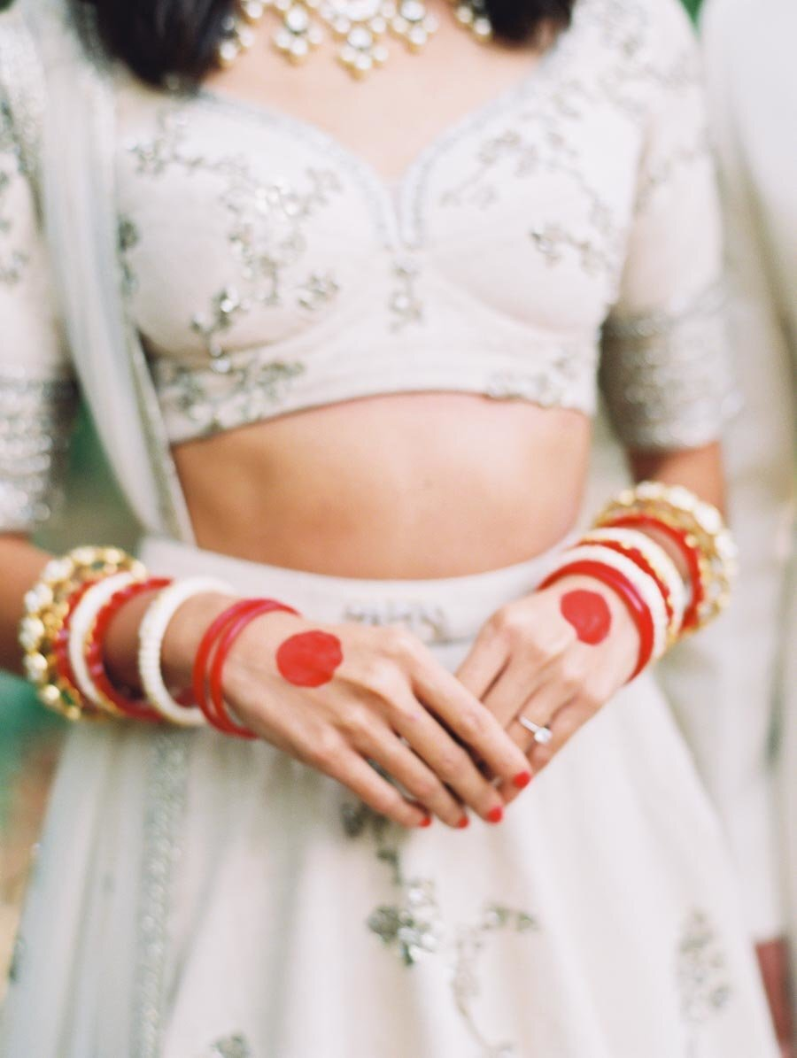 Bride Sabyasachi Modern White Mukut Hindu Wedding Ceremony Bengali Bride Bonnie Sen Photography