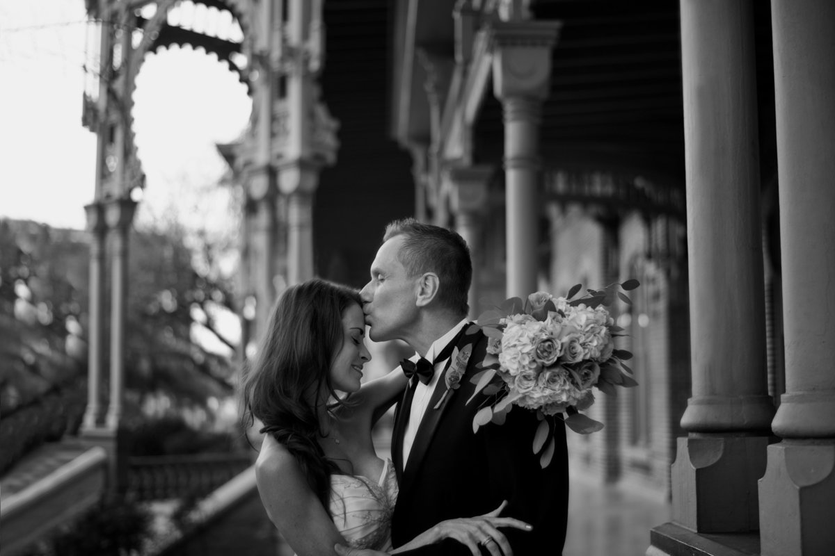 Black and White Wedding Photography by Washington Dc Wedding Photographer, Erin Tetterton