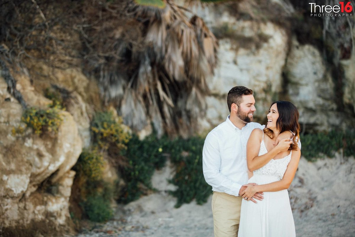 Table Rock Beach Engagement Beach Professional Photography