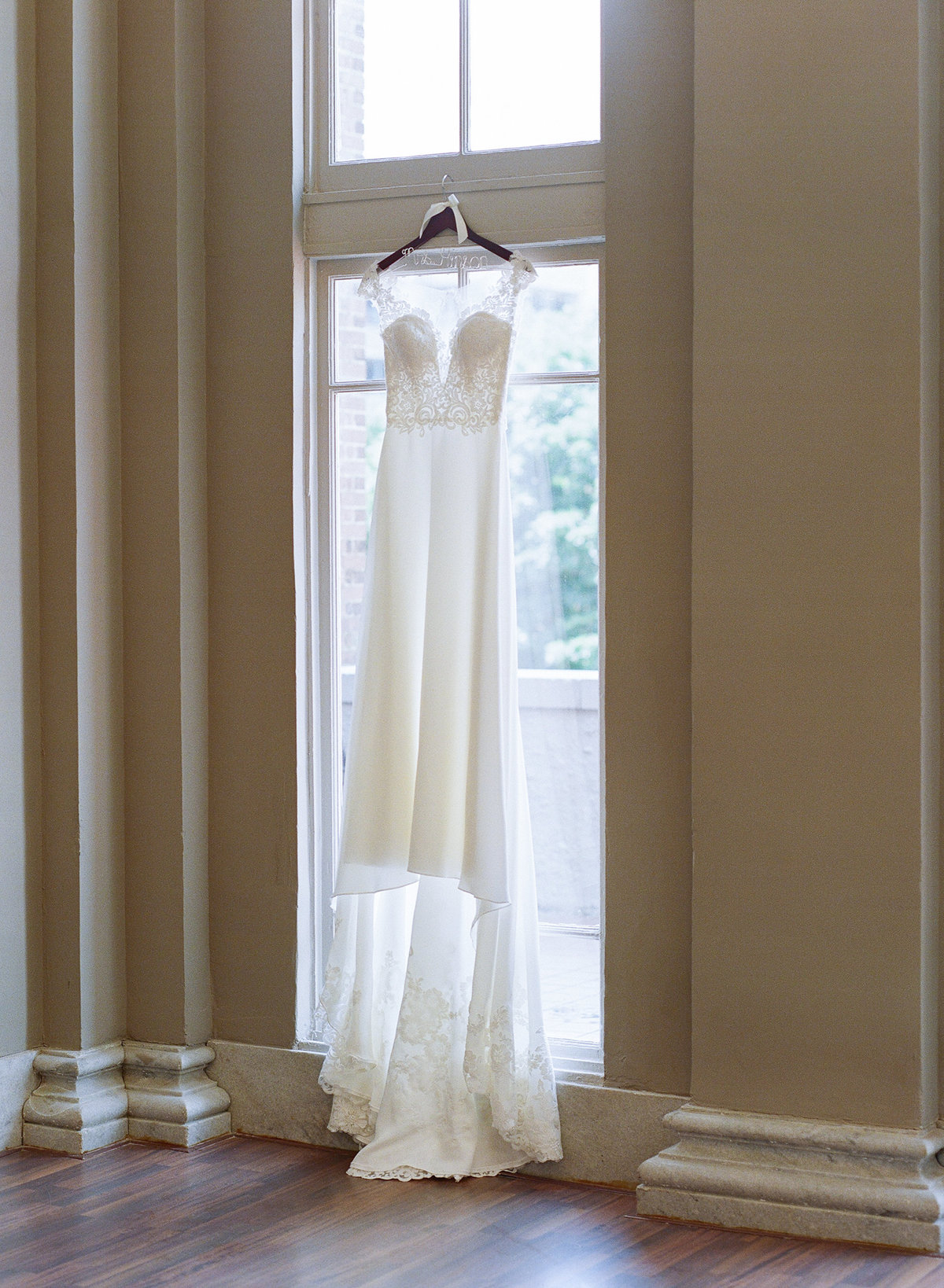 Bridal Gown Athens Wedding