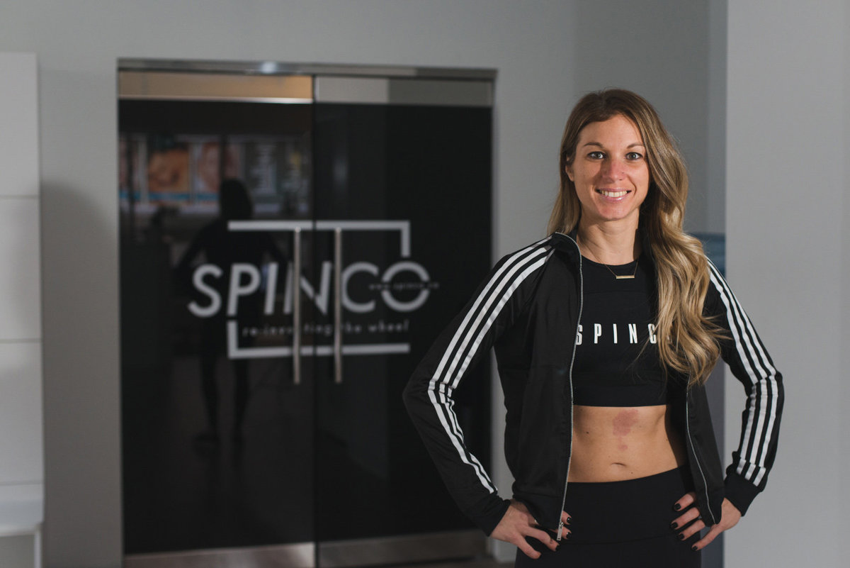 Owner of SPINCO Ottawa Nicole Hilstob