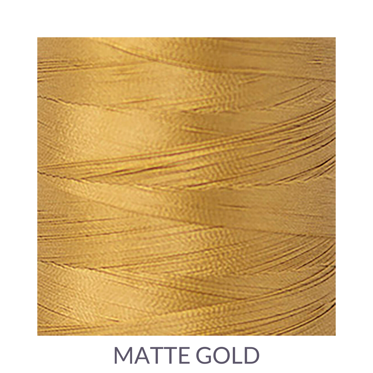 Matte-Gold-Thread