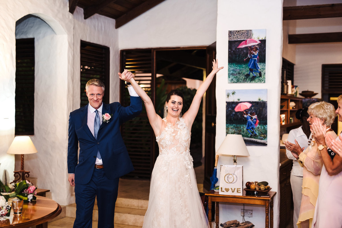 Cap Maison St Lucia Destination Wedding - 216