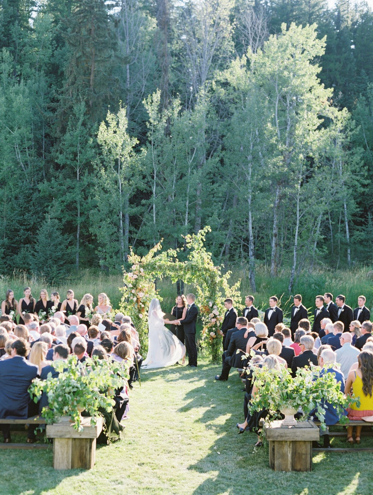 Montana-Bride-outdoor-wedding