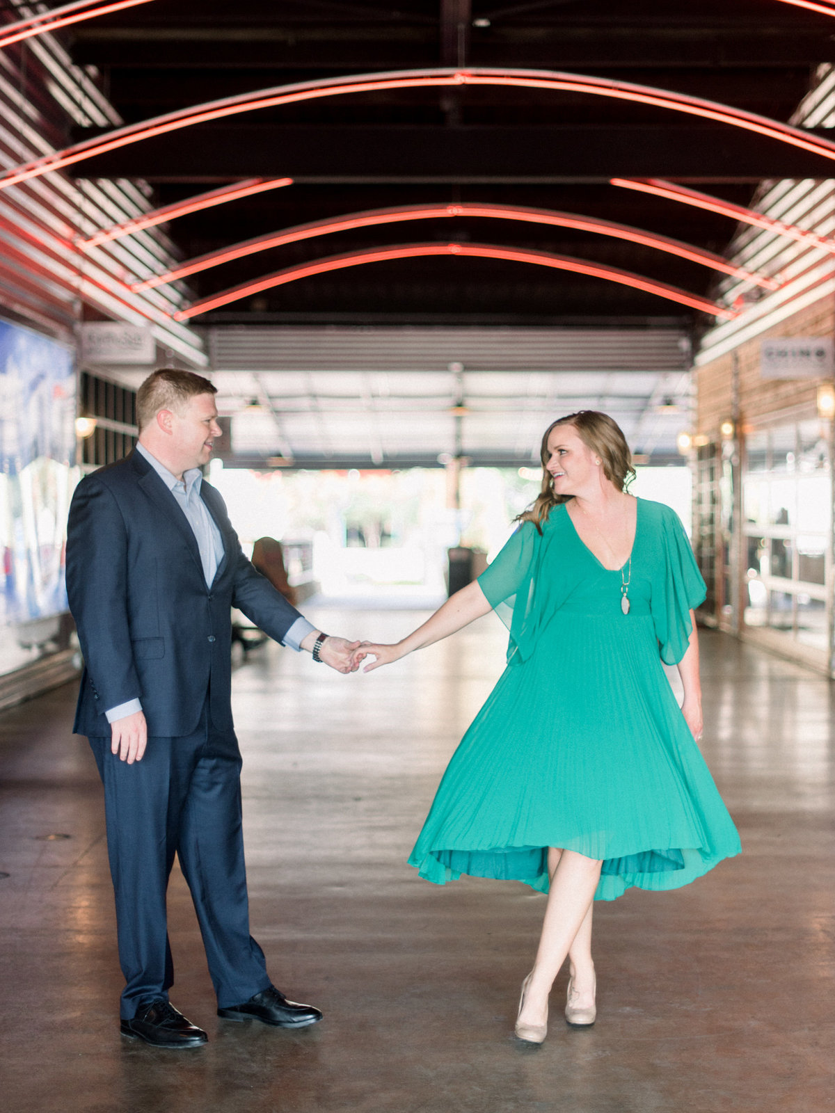 Courtney Hanson Photography - Downtown Dallas Engagement Session-7095