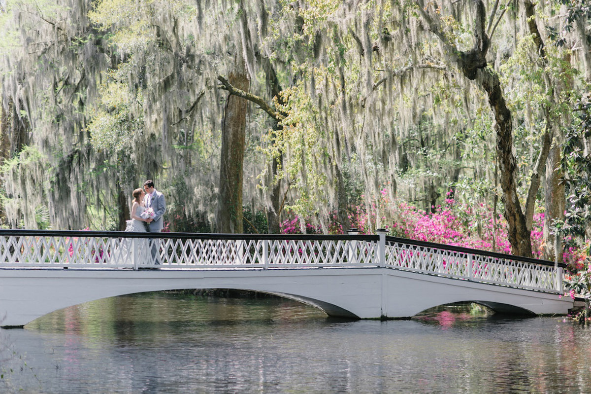 Charleston Wedding Photography Magnolia Plantation