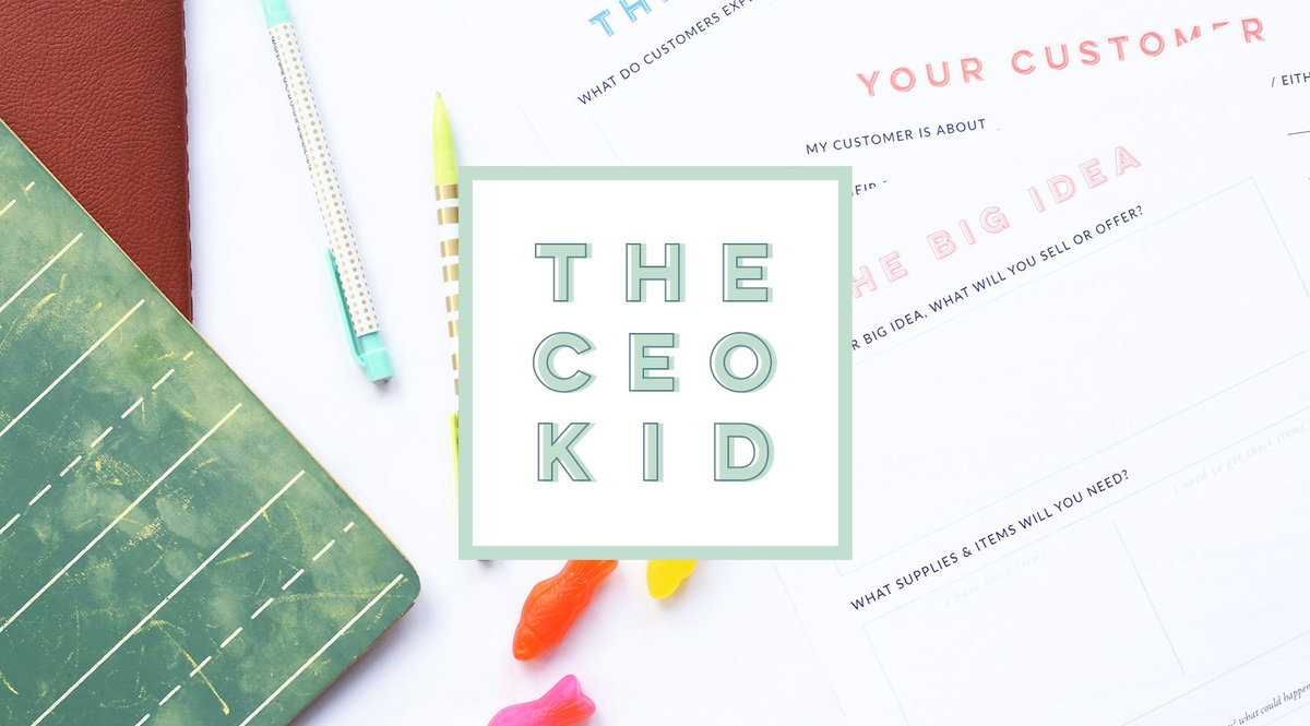 Logo Banner_Ceo Kid Logo and Worksheets