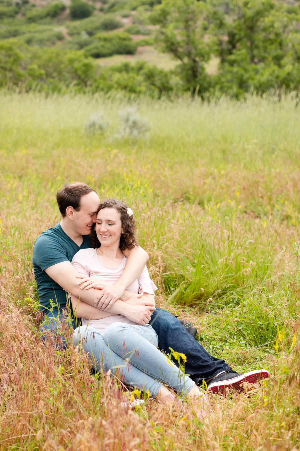 Engagement Session at Dimple Dell Regional Park-0018