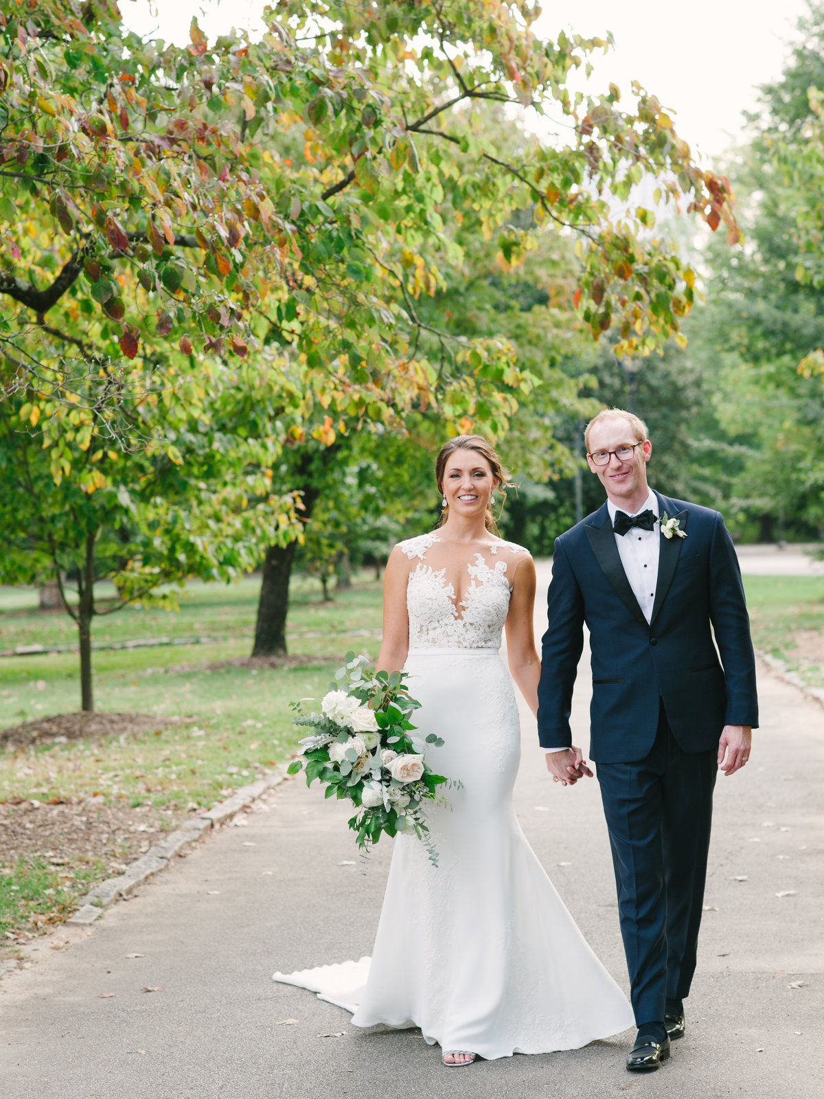 Modern Southern Greystone at Piedmont Park Wedding Atlanta