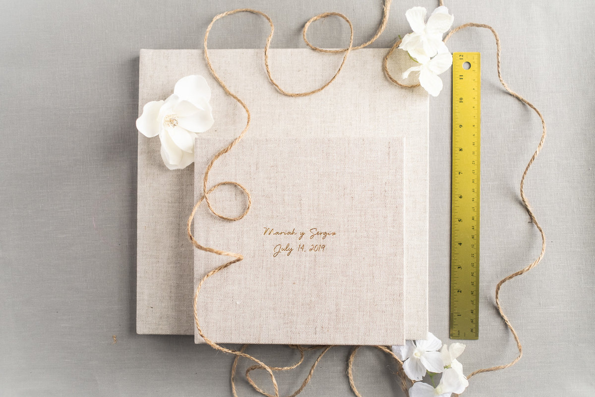 Linen Photo Books-8